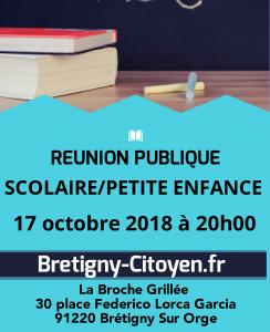 Read more about the article Atelier : La Scolarité et la Petite Enfance